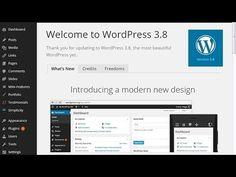 """Merubah Design Dashboard #WordPress 3.8 """"Parker"""" (Video Tutorial) enjoy bro 'n sis"""