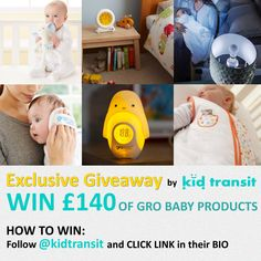 WIN A BUMPER GRO BUNDLE- Exclusive Giveaway