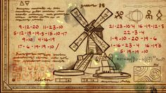 gravity falls journal - Google Search