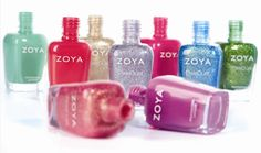 Mecapp: Zoya - Summer Collection 2016: Seashells and Sunse...