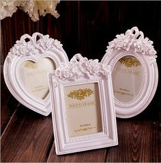 3pcs/lot free shipping Continental Photo Frame picture frame molding resin ornaments crafts creative gifts wedding frame US $19.53