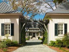 Paula Deen's Waterfront Home in Savannah, Georgia