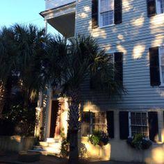 Charleston house