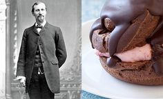 Ever hear the story of the man behind modern restaurant standardization? Fred Harvey is the reason why your burger tastes the same from New York to Newport Beach. (Plus, a recipe for his famous Harvey House Cream Puffs!)