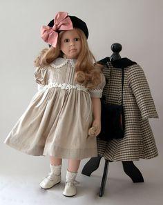 Ruth Treffeisen Puppe 1
