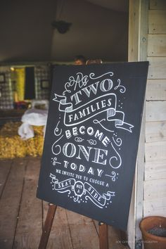 Quirky signs by Elk event Stylist in our Tabernacle Barn here at Ballintubbert Gardens and House. Perfect for a Humanist Ceremony or drinks reception. Event Venues, Elk, Reception, Barn, Gardens, Invitations, Signs, Drinks, Photography