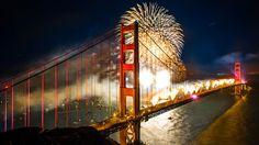 おめでとう!一昨日5月27日、米国はサンフランシスコにあるゴールデンゲートブリッジが75周年を迎えました。街をあげての大誕生日会が開かれたの...
