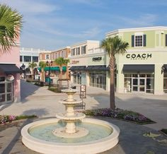 charleston sc | Tanger Outlet in Charleston, SC, Tanger Outlet in Fort Myers, FL ...