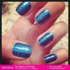 Monday blues? Chill out with Arctic Blue from #Incoco