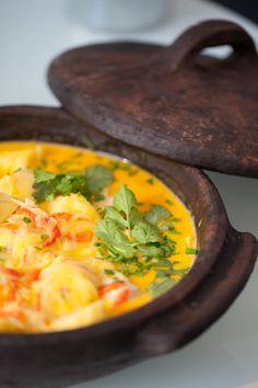 portuguese cod and onion (cebolada de bacalhau)