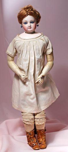 GORGEOUS FRENCH FASHION DOLL BY JUMEAU, PERFECT | eBay