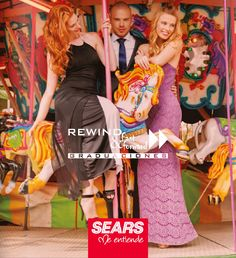 WANTED Blog: Kira Schön para SEARS, Prom Campaing 2014!