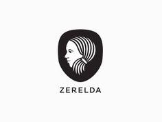 Zerelda logo by Matija Blagojevic