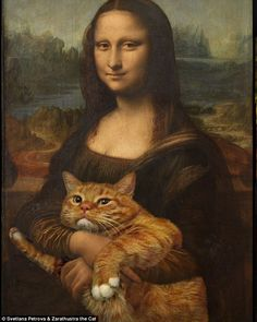Mona Lisa's smile in the famous painting by Leoardo da Vinci, is a mystery no more...