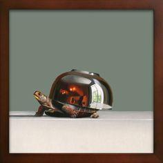 Robert Lange (oil on linen)