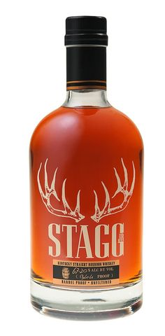 Like George T. Stagg, this will be an uncut and unfiltered bourbon whiskey. Buffalo Trace says that Stagg Jr. will maintains the integrity o...