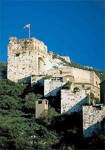 The Moorish Castle Gibraltar