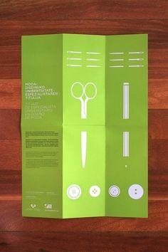 35 Beautiful Brochure Designs at DzineBlog.com - Design Blog & Inspiration