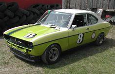 Revisited: RX-2 Vintage Racer