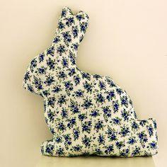 coussin en forme de lapin