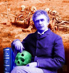 AMBROSE BIERCE (1842 - ????)  Escritor, periodista y editorialista estadounidense.