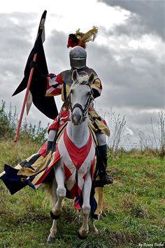 The Knight - Stock by lokinst.deviantart.com on @deviantART