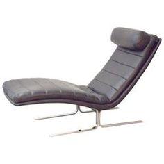 harvey probber for brayton chaise longue