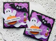 Halloween Paper Embellishments