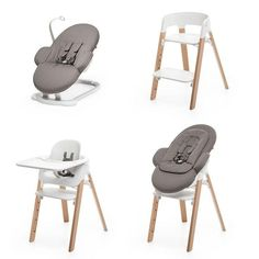 Stokke Steps modular seating system grows with baby