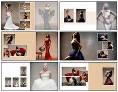 TimeExposure's Composite Album Template Collections