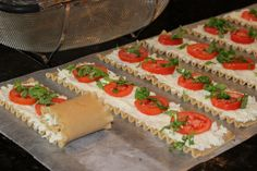 America's Nutrition Expert Cooks and Dishes   Mitzi Dulan's Blog » Skinny Caprese Lasagna Roll Ups