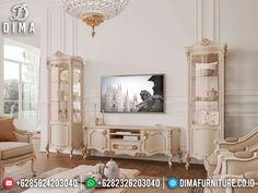Luxury Interior Design, Oversized Mirror, Gallery Wall, Tv, Inspiration, Furniture, Home Decor, Biblical Inspiration, Decoration Home