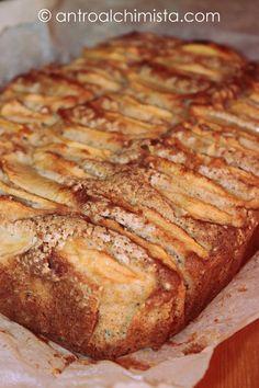 Torta di Mele e Cannella con Farina di Riso e Miele di Castagno Apple Recipes, Sweet Recipes, Cake Recipes, Dessert Recipes, Desserts, Tortilla Sana, Gluten Free Recipes, Vegetarian Recipes, Pie Co