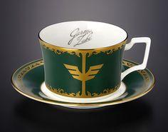 ザビ家のティーカップ