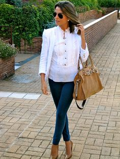 Fashion and Style Blog / Blog de Moda . Post: Michael Kors Bag / Bolso de Michael Kors See more/ Más fotos en : http://www.ohmylooks.com/?p=3734 OhMyLooks by Silvia García Blanco
