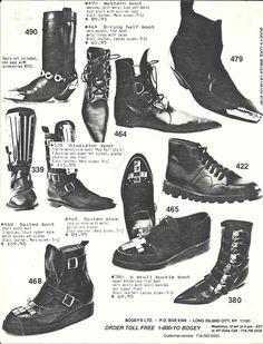 Bogey's - Footwear From London