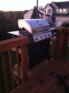 1000 Images About Grill On Deck On Pinterest Cedar Deck