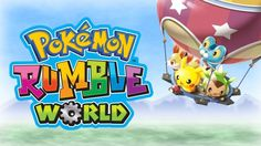 Pokémon releases new games in free-to-play market. Here are our first impressions of the playability of Pokémon Shuffle and Pokémon Rumble World. Games Like Pokemon, Pokemon Toy, New Pokemon, Pikachu, Video Game News, News Games, Video Games, Play Market, Videogames