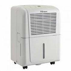 EdgeStar 70 Pint Portable Dehumidifier   White By LIVING DIRECT,INC.  $186.75. Fan And Compressor Turn Off When Room Reaches Desired Humidity  Level.