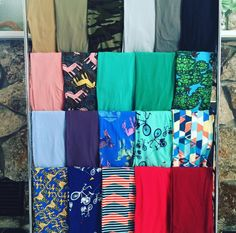 Leggings display - I'm going to need these for my new 300 pairs of #LuLaRoe leggings I'm getting tomorrow!!! Find them at https://www.facebook.com/groups/LularoeLauraMiller/