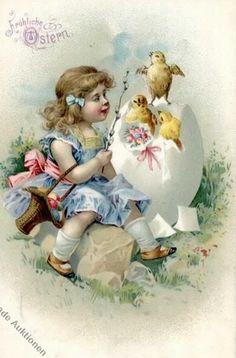 Egg vintage