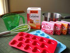 Jello Fruit Snack Supplies