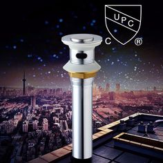 11.19$  Watch here - http://alivfi.shopchina.info/go.php?t=32768118058 - CUPC Brass sink drain faucet accessories pop up drain for vessel sink with overfolw 11.19$ #aliexpressideas