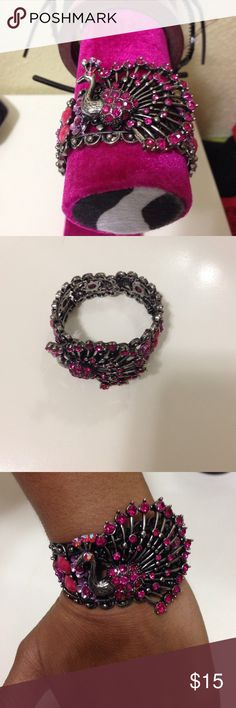 Ppeacock bracelet Brand new Jewelry Bracelets