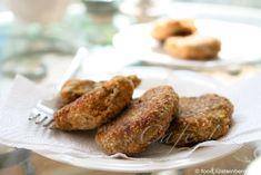 Cafe Liz | Prasa (leek) patties for Passover | the kosher vegetarian ...