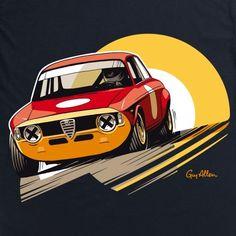 Guy Allen - Alfa Romeo GTA T Shirt
