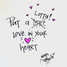 There's always room for more  @a.c.sparks #acsparks #acsparksart #artwithheart #lovemore #happysaturday #quotes #poems #spilledink #peaceloveandsharpies #lovequotes #lovebig