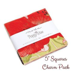 Poppy Mae by Robin Pickens Moda Charm Pack