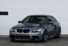 Forgeline's BMW E92 M3 Project Car on Forged Monoblock GA1R Wheels