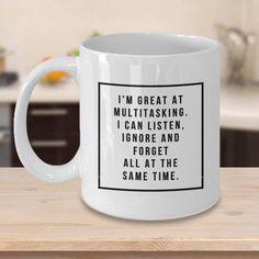 Coffee Mug Quotes, Coffee Humor, Coffee Mugs, Coffee Lovers, Beer Quotes, Funny Coffee Cups, Funny Mugs, Morning Coffee Funny, Mom Funny